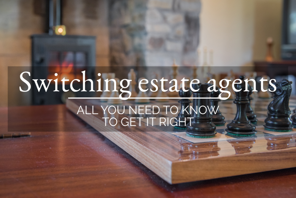 Switching Estate Agents