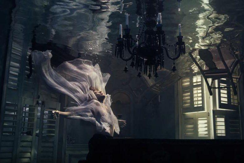 "Can we talk underwater?How did harry styles sing ""Falling"" underwater?"