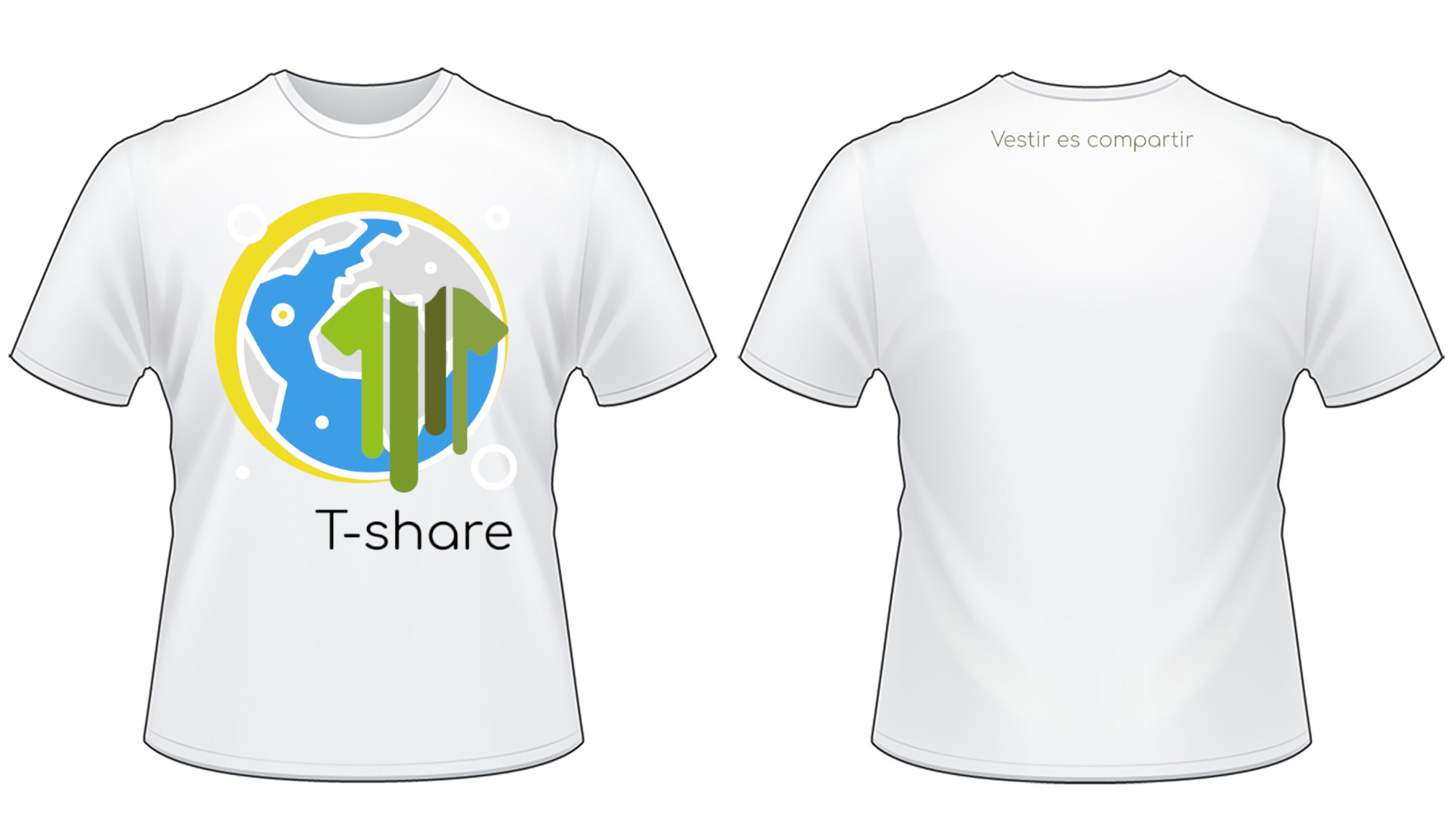 T-share Pitch Deck