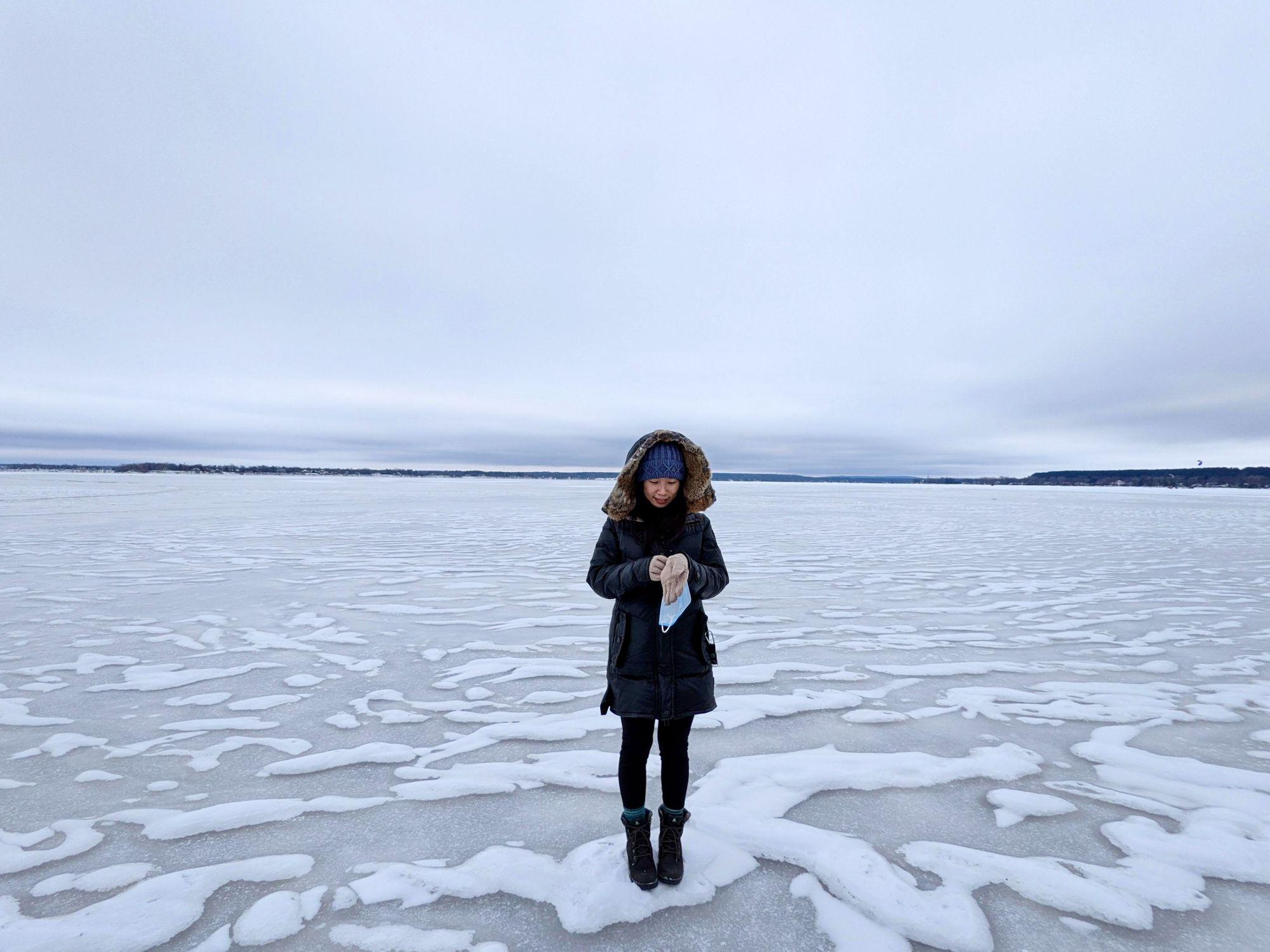 #2生活週記 - 寒冷的冬天還是有很多樂趣