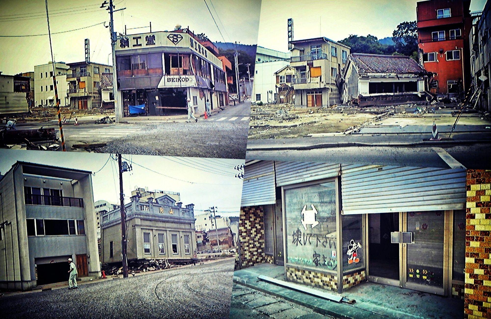 Zum 3. Jahrestag des Tohoku – Erdbebens