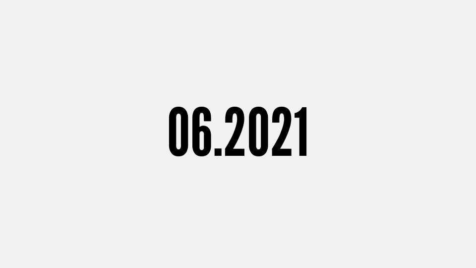 Jun 2021 Updates