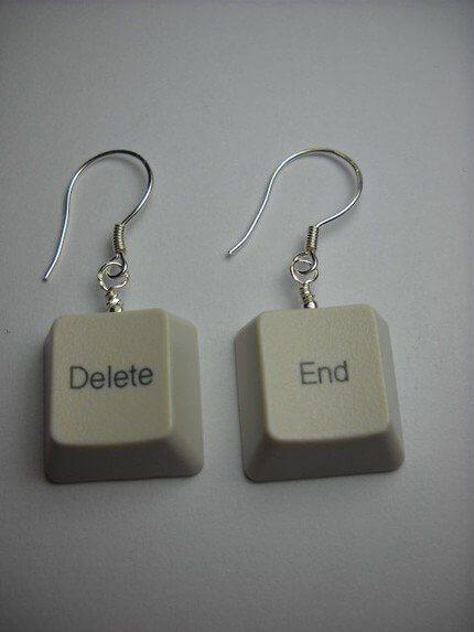 Les  keycaps