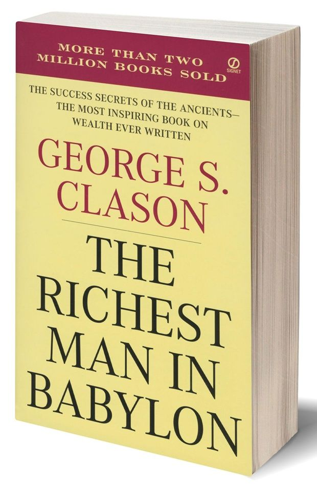 The richest man in Babylon - Book Review