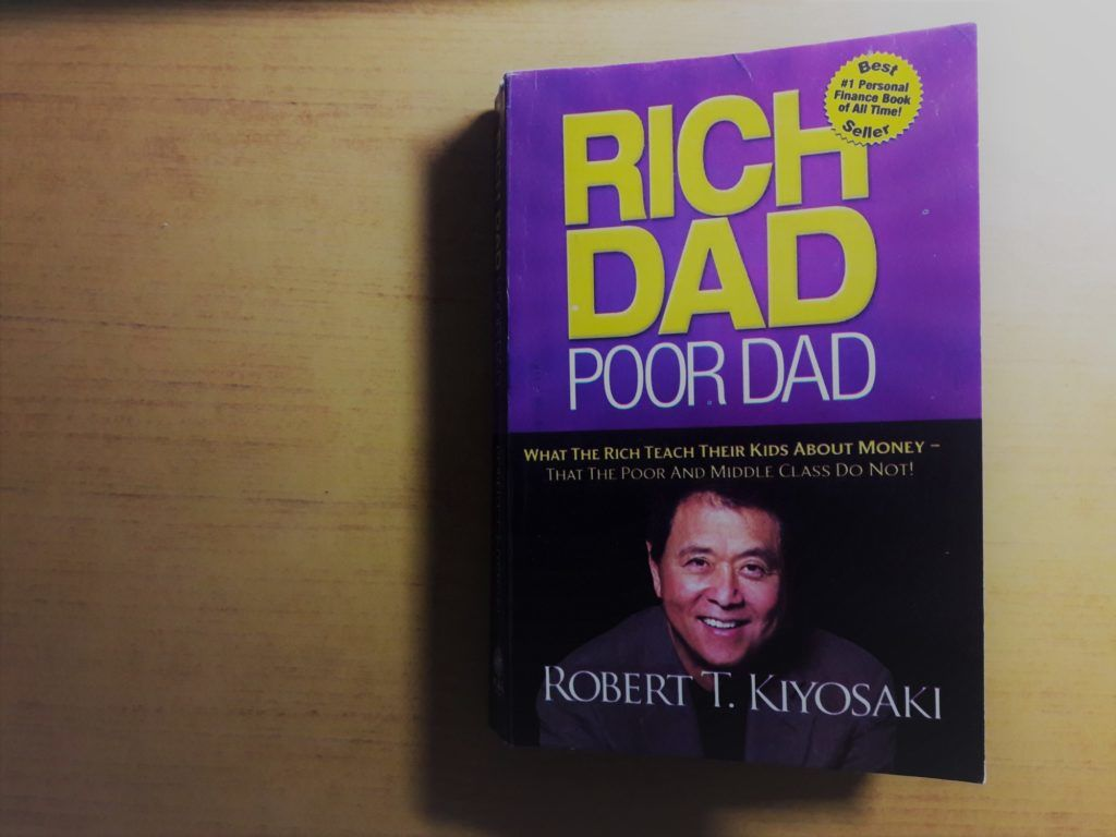 The #1 Personal Finance book for starters - Rich Dad Poor Dad.