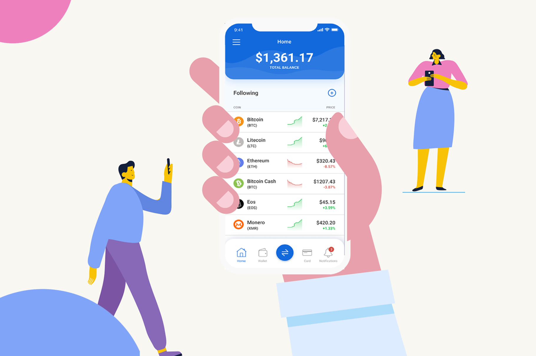 Introducing Kryptonio – The safest bitcoin and crypto wallet