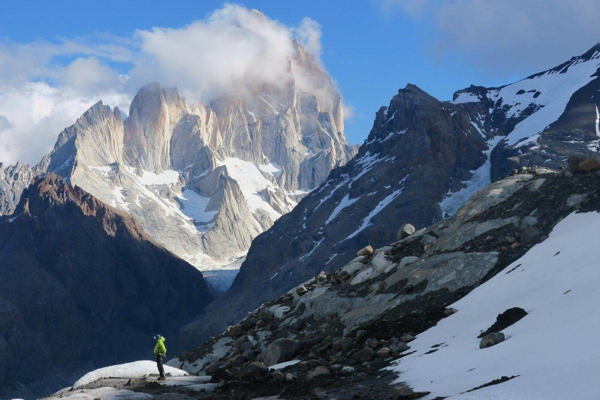 Trips to the wild and windswept Patagonian Icefield