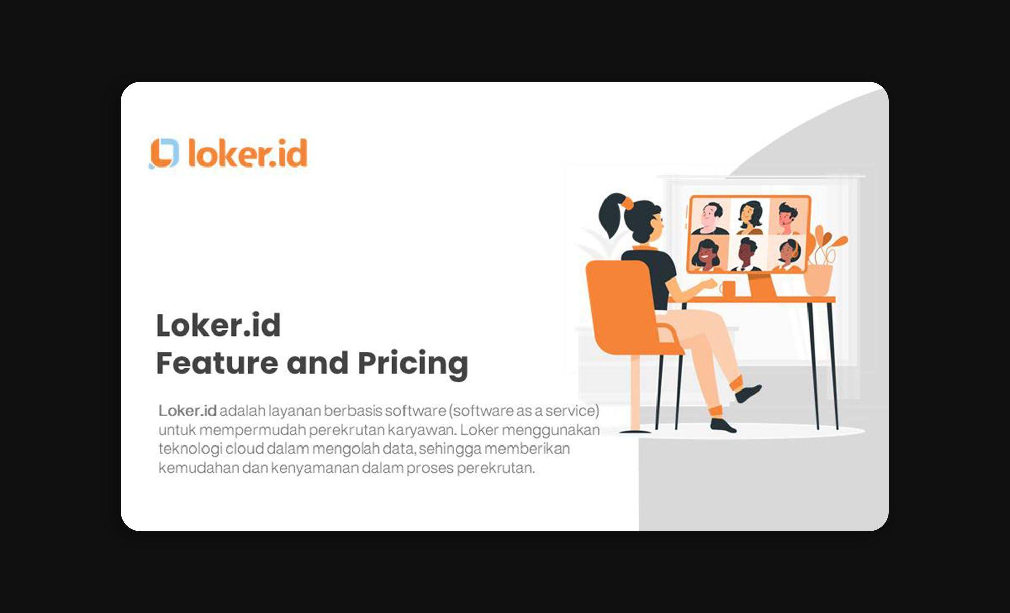 Loker.id : Pionir istilah loker identik dengan lowongan kerja
