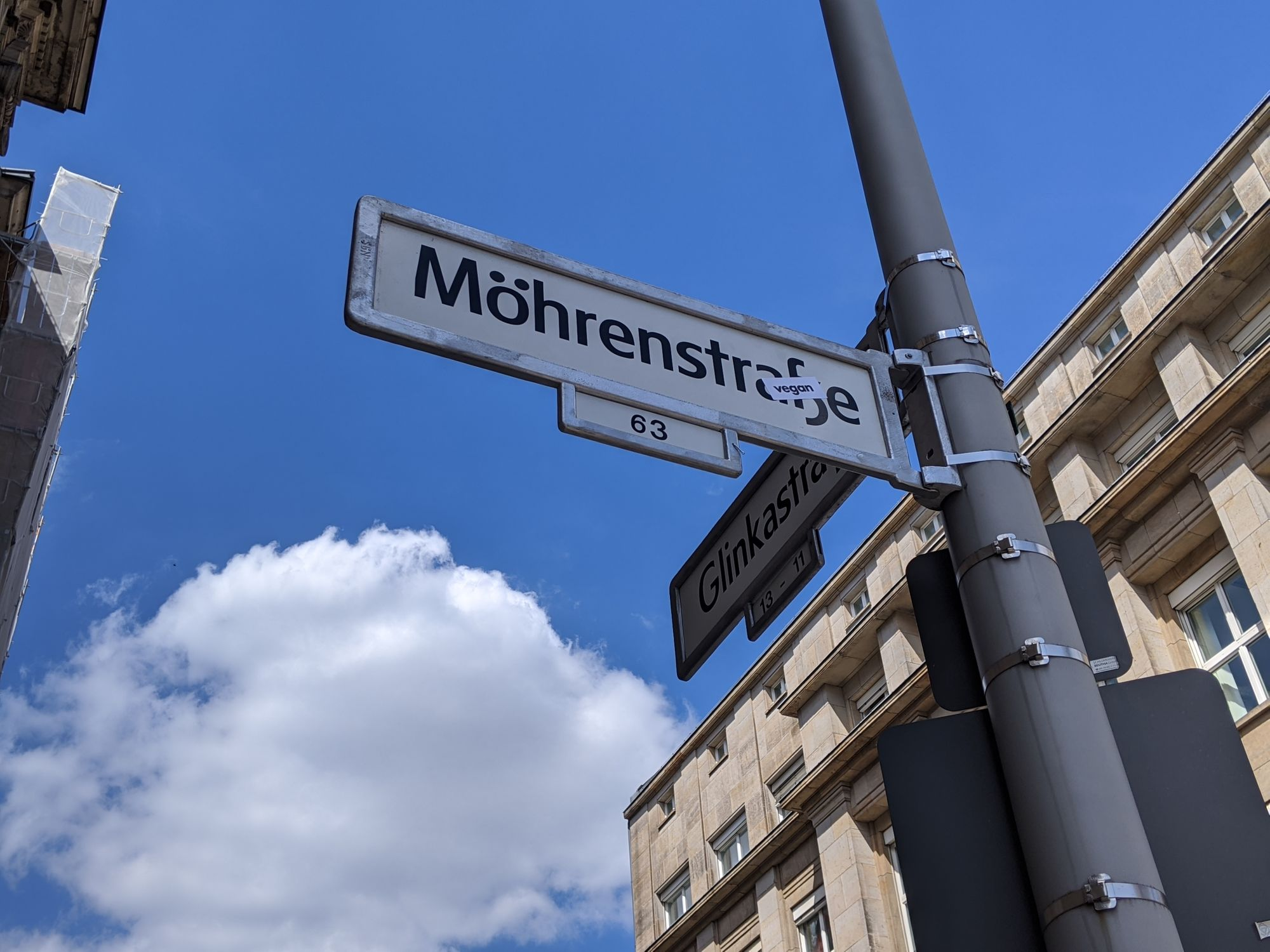 Berlin's street names: addressing Germany's colonial past