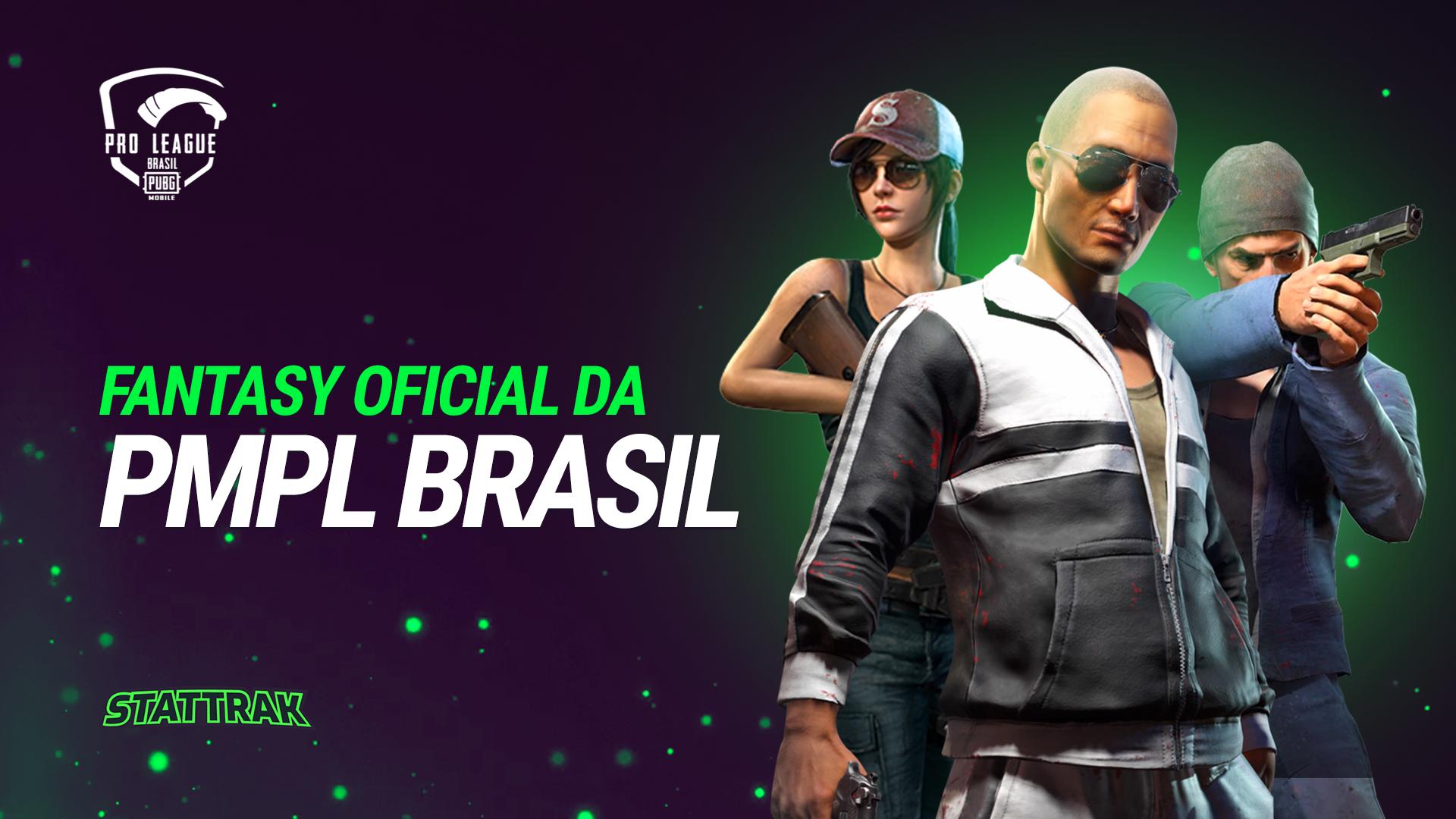 A Stattrak é o fantasy oficial da PMPL Brasil