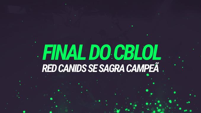 Final do CBLOL 2021: RED Canids derrota Rensga e é campeã do 2º split