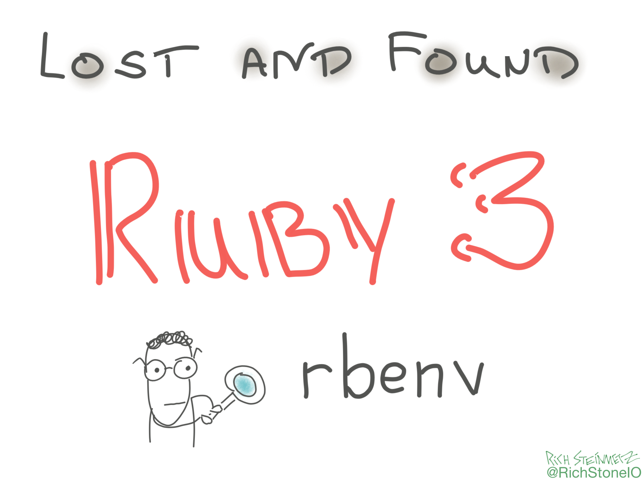 How To Install Ruby 3 With rbenv?
