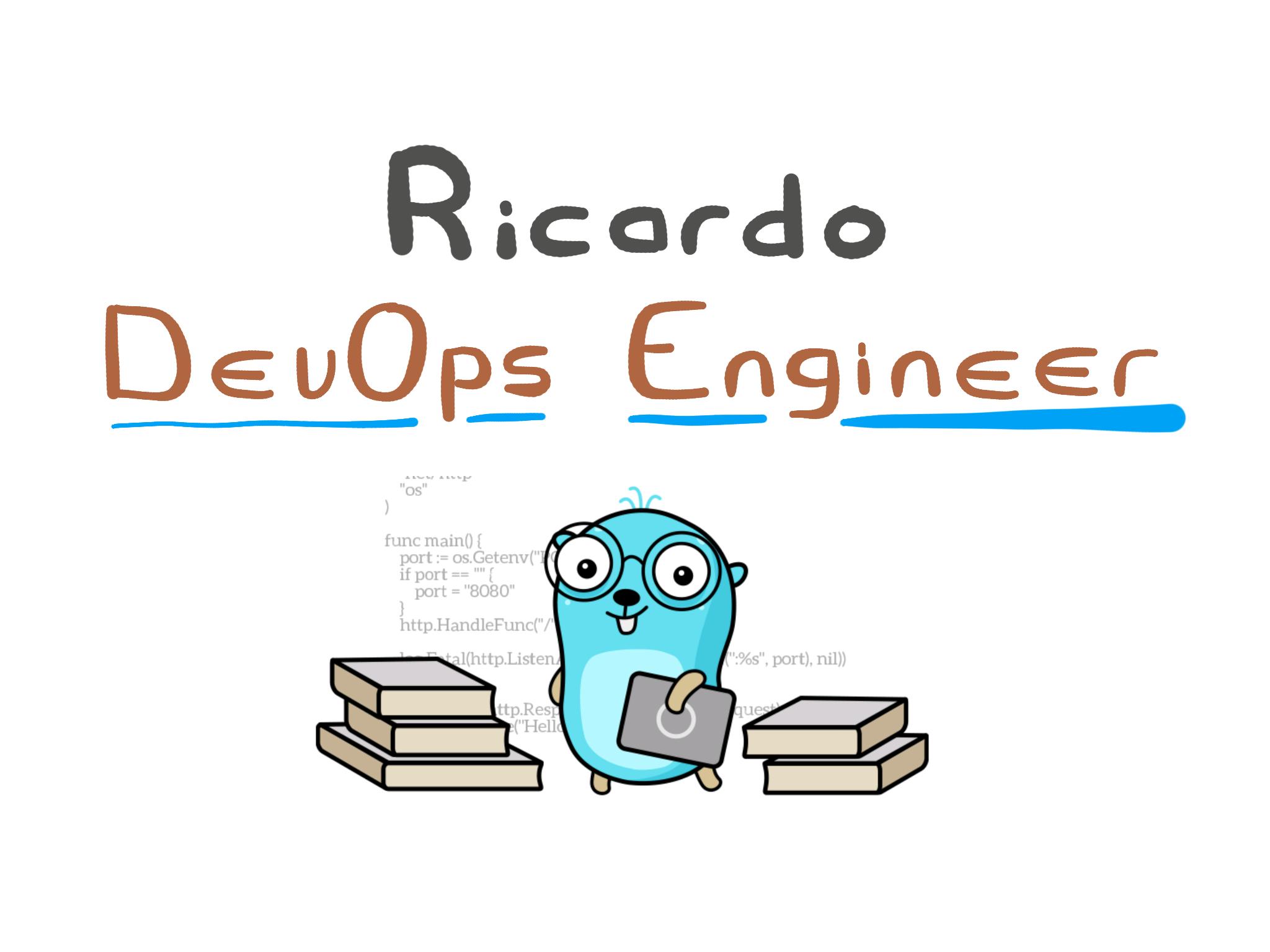 Junior Success Story - Ricardo DevOps Engineer