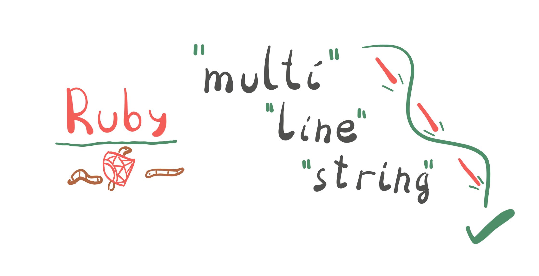 Ruby multi-line string hell 1