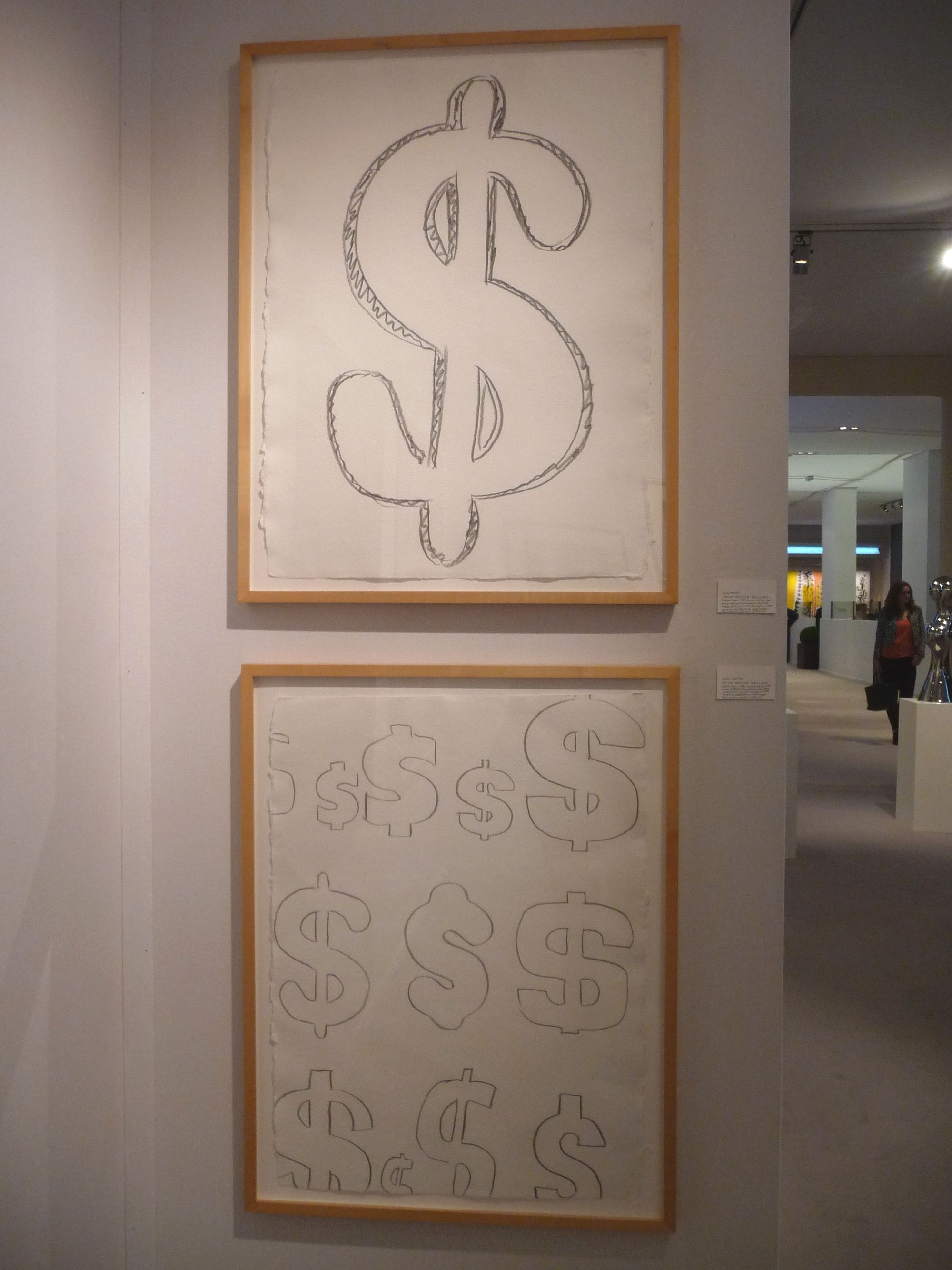 Andy Warhol_Dollar