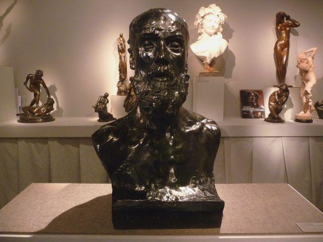 Auguste Rodin_Bust