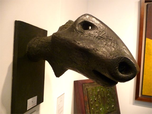 LAR_9. Henry Moore_Animal Head