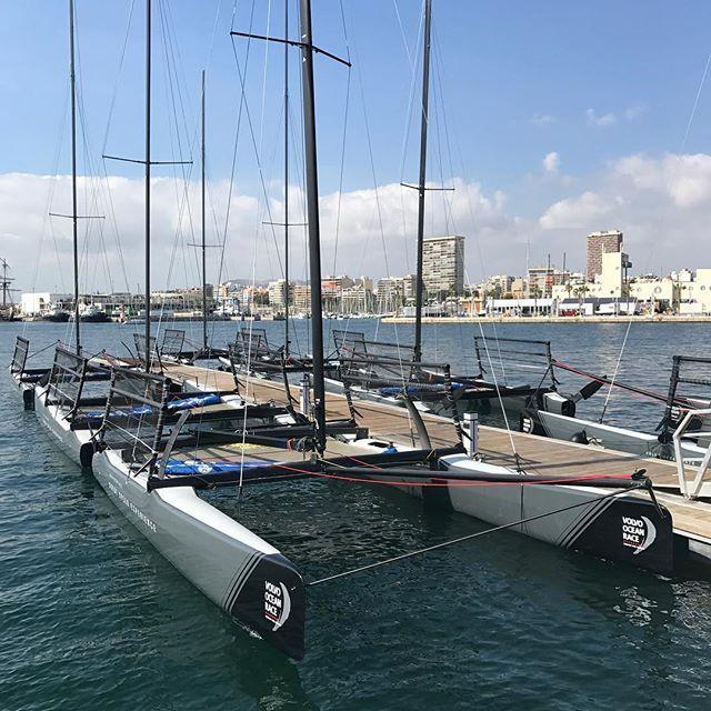 M32 catamarans