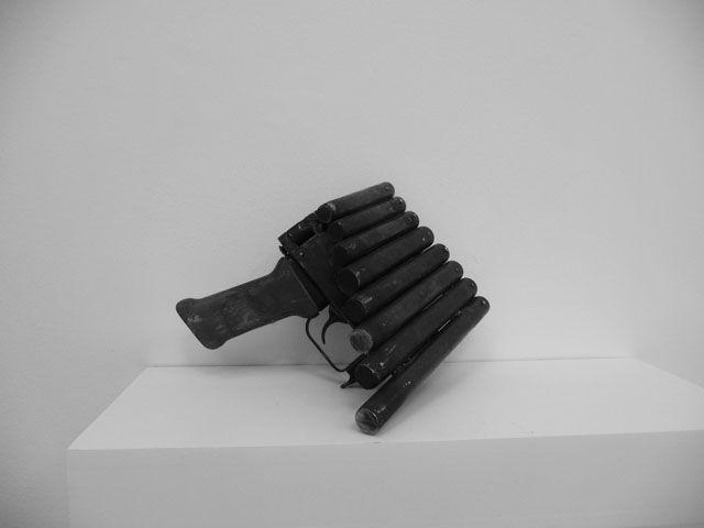 Pedro Reyes_Disarm_Pan Pipes