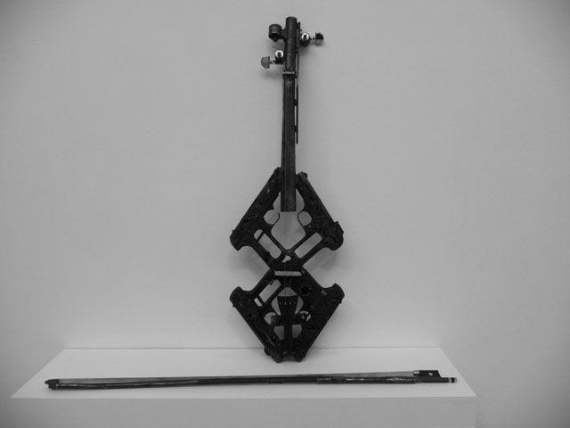 Pedro Reyes_Disarm_Violin