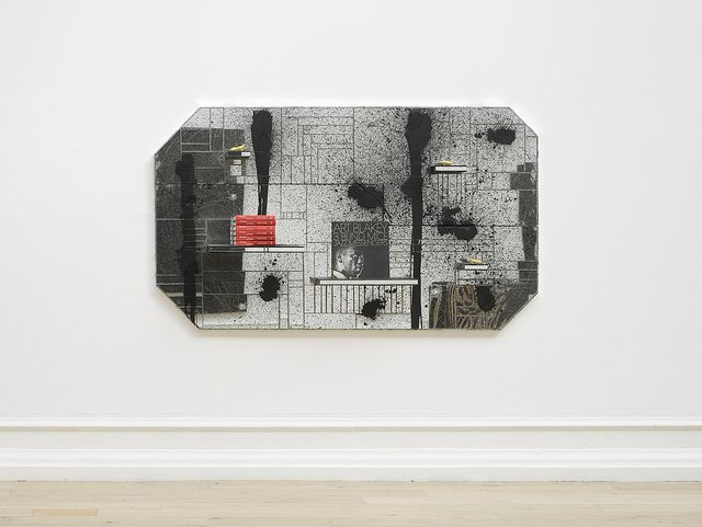 Rashid Johnson_The End of Anger 2012