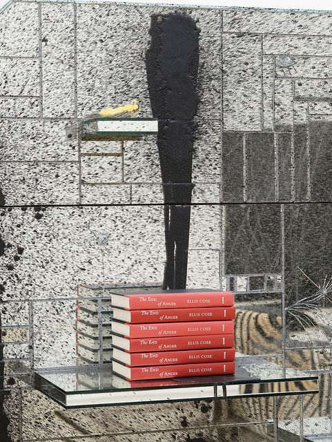 Rashid Johnson_The End of Anger (detail)