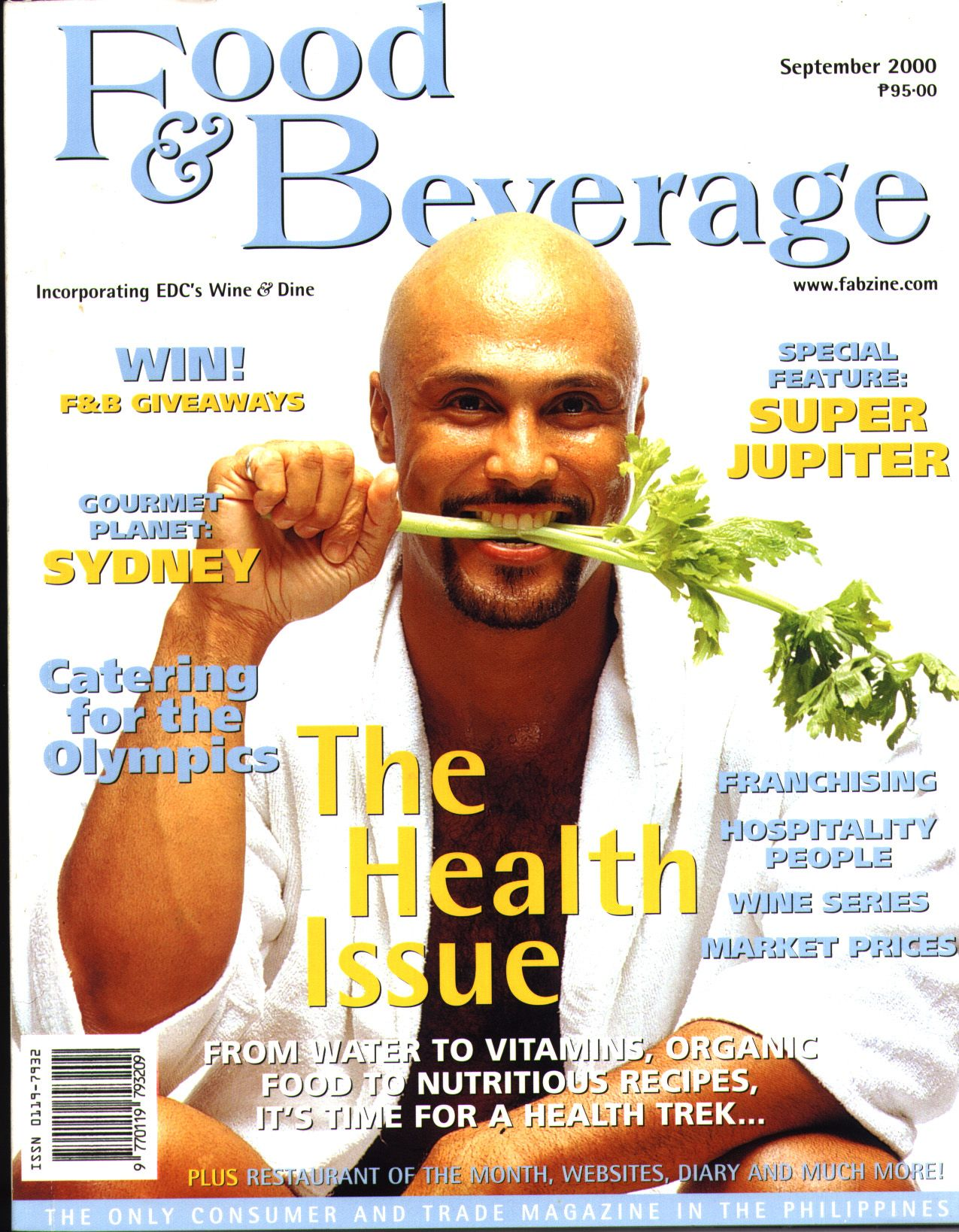 health issue cover