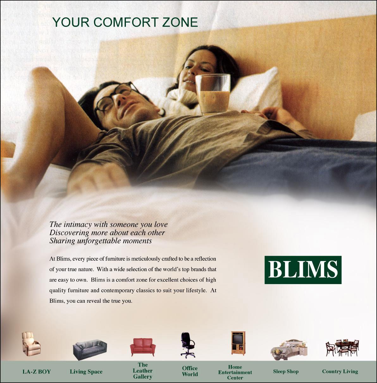 intimacy comfort zone
