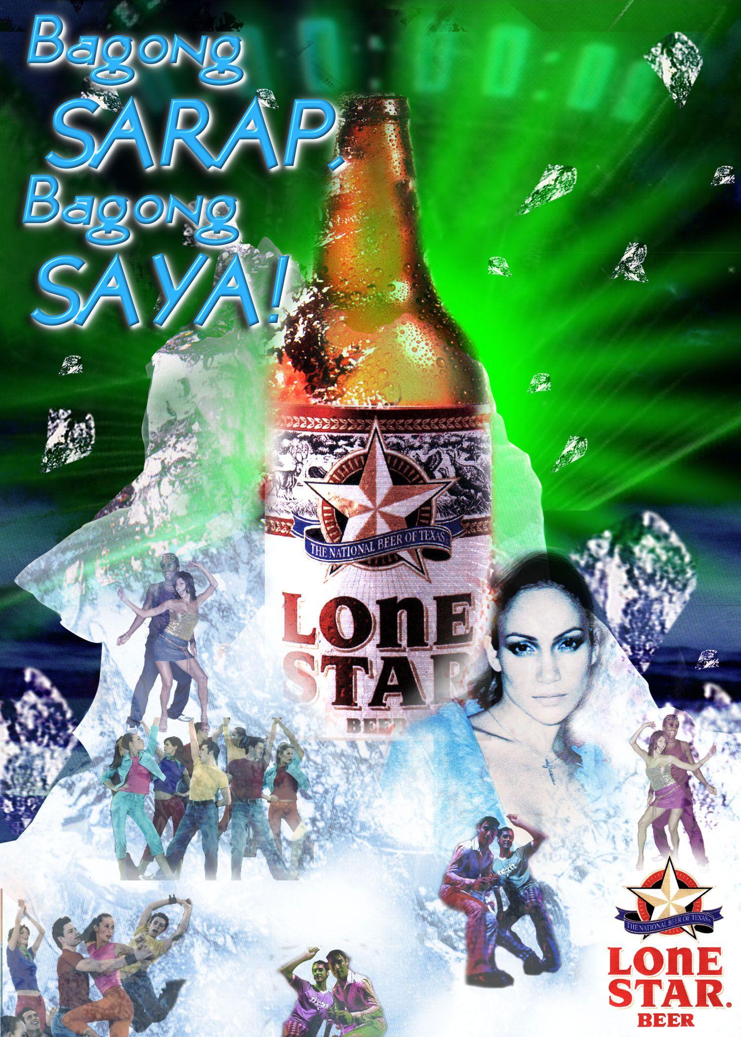 lonestar poster