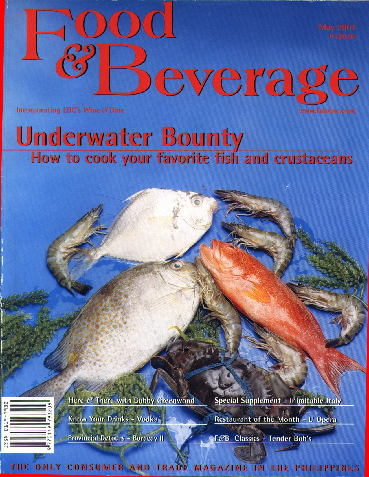 underwater bounty cover