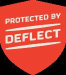 محافظتشده توسط Deflect