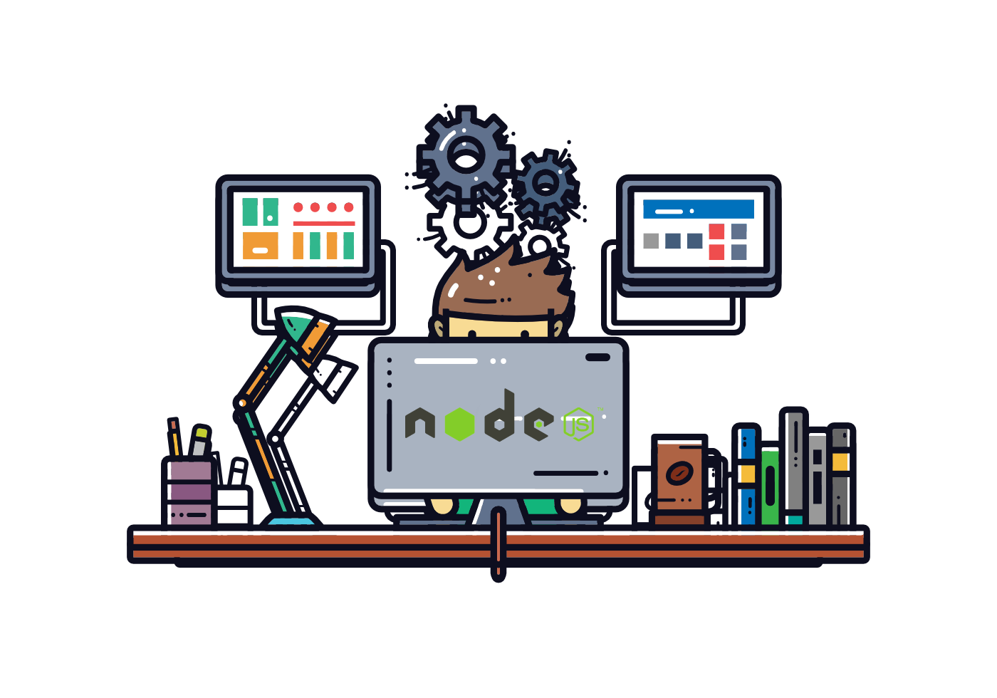NodeJS: Building Your Own Backend & Rest APIs using Express & MongoDB Atlas